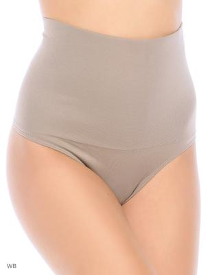 Корректирующее белье Lemila lingerie. Цвет: серый