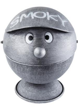 Пепельница Смоки (серый) bonprix. Цвет: серый