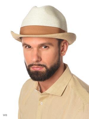 Шляпа Ваша Шляпка. Цвет: бежевый, молочный