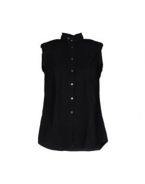 Pубашка RING. Цвет: черный