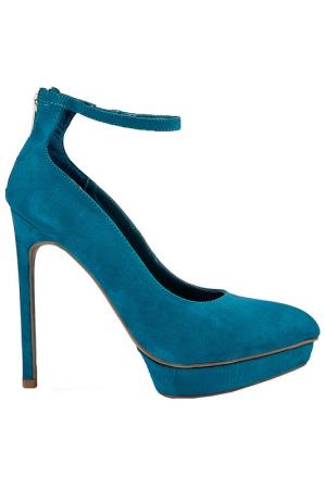 Shoes JUSTFAB. Цвет: turquoise