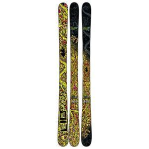 Лыжи  Nas Freeride 188 2 Pk Ast Lib Tech. Цвет: черный,желтый