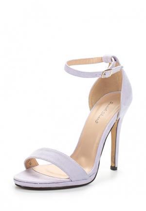 Босоножки Sweet Shoes. Цвет: фиолетовый
