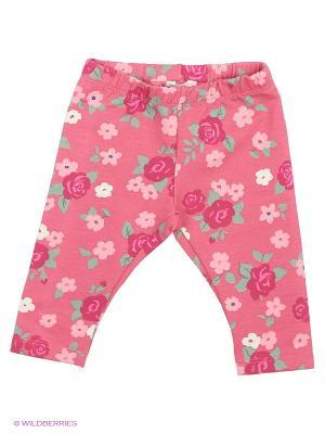Леггинсы United Colors of Benetton. Цвет: лиловый, бледно-розовый, розовый