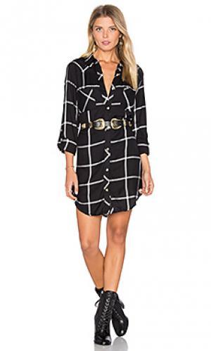 Платье tina Tolani. Цвет: black & white