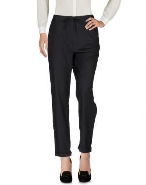 Повседневные брюки TAIFUN. Цвет: черный