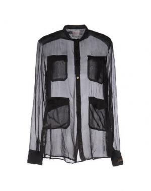 Pубашка NOLITA. Цвет: черный