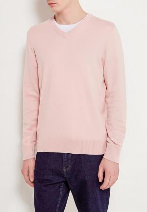 Пуловер Gap. Цвет: розовый