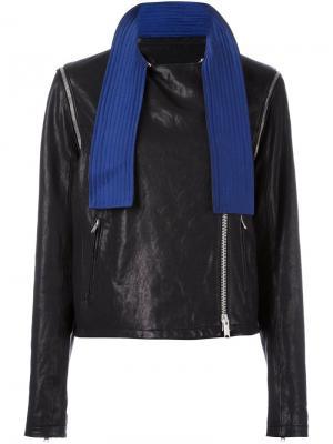 Куртка Julli Damir Doma. Цвет: чёрный
