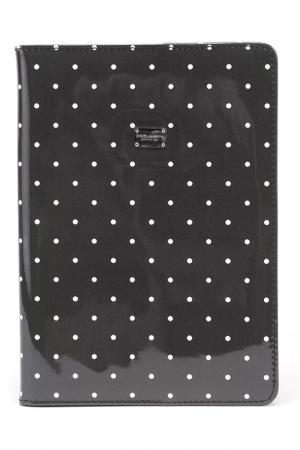 Чехол для планшета DOLCE & GABBANA. Цвет: серый