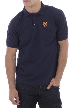 Рубашка-поло POLO CLUB С.H.A.. Цвет: navy