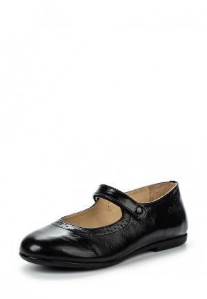 Туфли Chicco. Цвет: черный