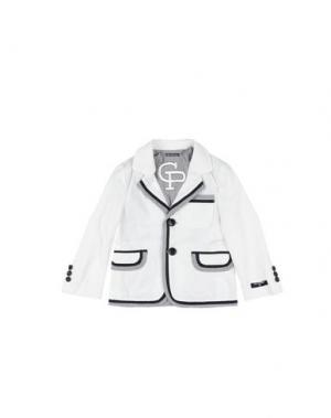 Пиджак CARLO PIGNATELLI. Цвет: белый