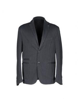 Пиджак BARBATI. Цвет: серый