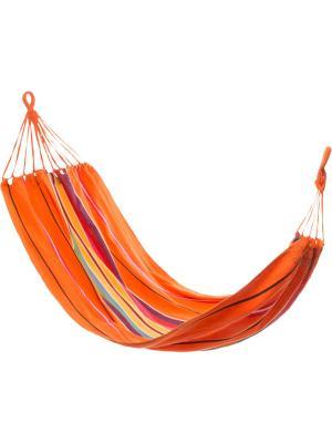 Гамак OUTVENTURE. Цвет: оранжевый