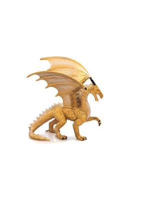 Фигурка Mojo (Animal Planet)-Дракон, цвет:золотистый (Deluxe). Цвет: золотистый
