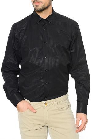 Рубашка Dewberry. Цвет: черный