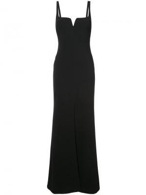 Вечернее платье Constance Likely. Цвет: чёрный