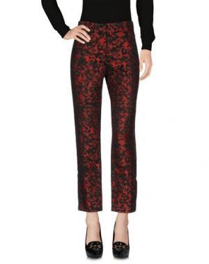 Повседневные брюки BELSTAFF. Цвет: кирпично-красный