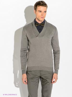 Пуловер GUESS. Цвет: серый