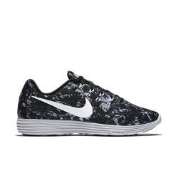Мужские беговые кроссовки  LunarTempo 2 Print Nike. Цвет: черный
