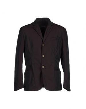 Пиджак AQUARAMA. Цвет: красно-коричневый