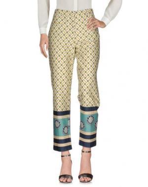 Повседневные брюки ...À_LA_FOIS.... Цвет: желтый