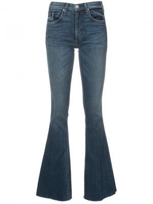 Расклешенные джинсы Mcguire Denim. Цвет: синий