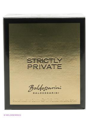 Baldessarini Strictly Private М Товар Туалетная вода 50 мл. Цвет: прозрачный