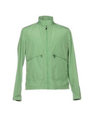 Куртка NAVIGARE. Цвет: светло-зеленый