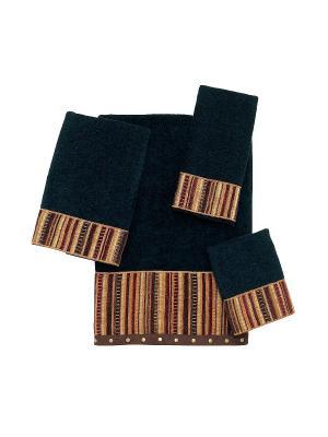 Полотенце для рук Odele AVANTI. Цвет: черный