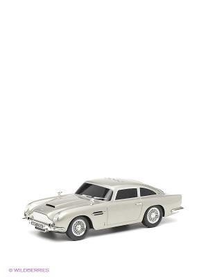 Машина ASTON MARTIN DB5 TOYSTATE. Цвет: серебристый