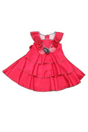 Платье Yo-Lin. Цвет: малиновый