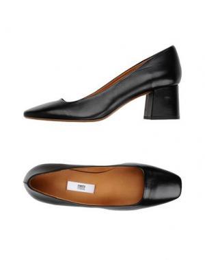 Туфли MIISTA. Цвет: черный