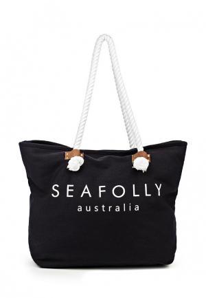 Сумка Seafolly Australia. Цвет: синий
