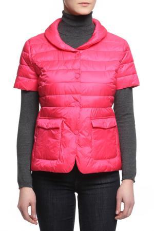 Куртка URBAN KISS. Цвет: розовый