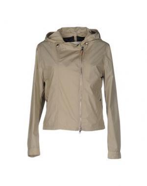 Куртка MABRUN. Цвет: хаки