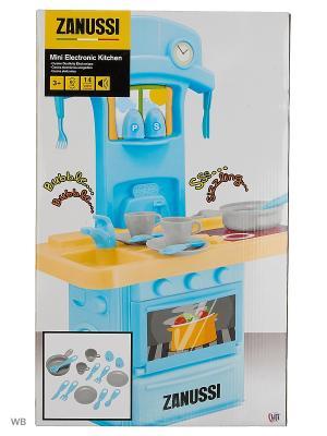 Электронная мини-кухня Zanussi HTI. Цвет: морская волна, бежевый, голубой, желтый, кремовый, светло-голубой, светло-желтый