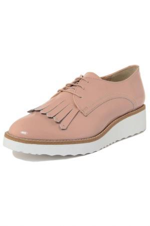 Ботинки EYE. Цвет: розовый