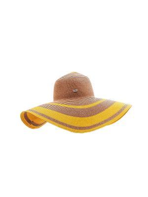 Шляпа Marc&Andre. Цвет: бежевый, желтый