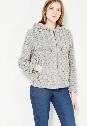 Куртка Bruebeck. Цвет: серый