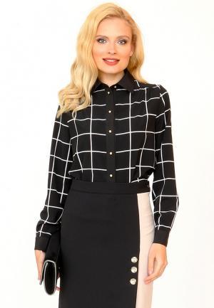 Блуза MARI VERA. Цвет: черный