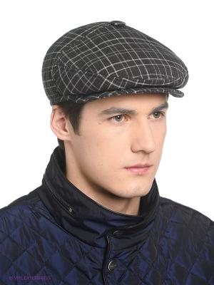 Кепка PILOT HEADWEAR COLLECTION. Цвет: серый