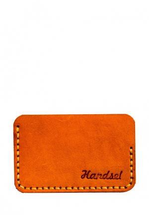 Кредитница Handsel. Цвет: оранжевый