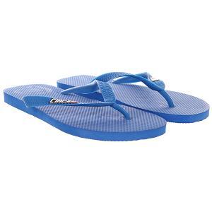 Шлепанцы  Logo Sandal Royal Circa. Цвет: синий