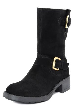 Half boots GIANNI GREGORI. Цвет: black