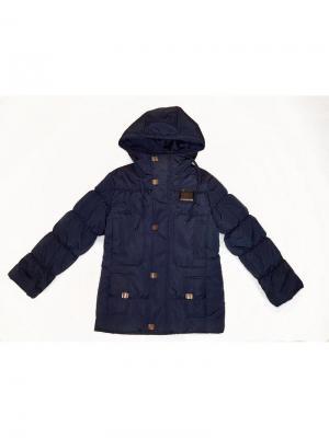 Куртка Stillini. Цвет: темно-синий