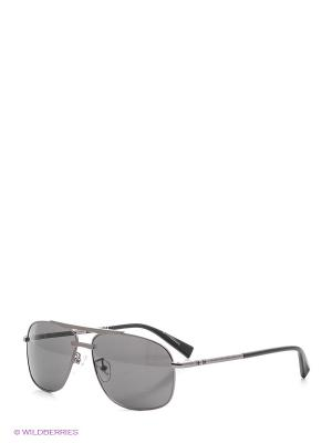 Солнцезащитные очки BLD 1527 102 Baldinini. Цвет: серый