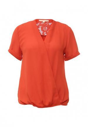 Блуза By Swan. Цвет: оранжевый