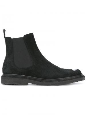 Ботинки Челси Neil Barrett. Цвет: чёрный